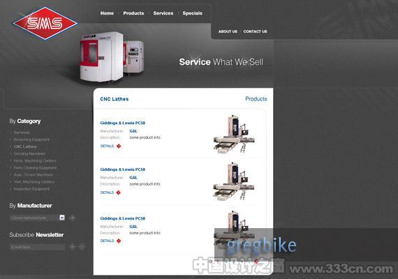sms website project presentation
