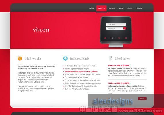vision-webdesign-inspiration