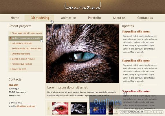 becrazed1 website-design