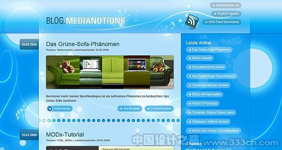 Blog Medianotion
