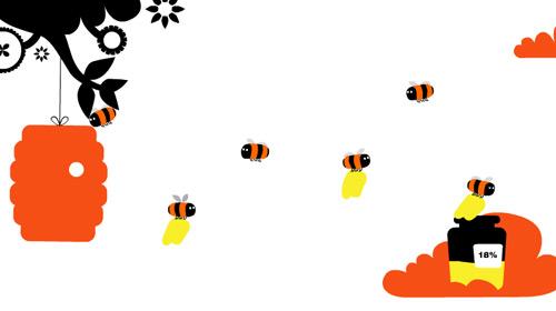 flash网站 界面设计 交互设计 ui 网页设计-33闪光flash酷站又来了-unlimited orange