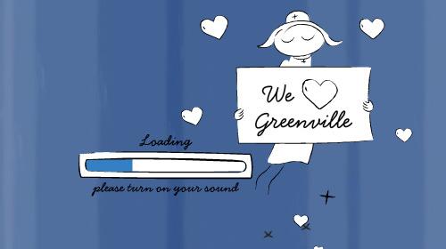 flash网站 界面设计 交互设计 ui 网页设计-33闪光flash酷站又来了-happy in greenville