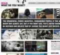30个给你灵感导航菜单创意网站