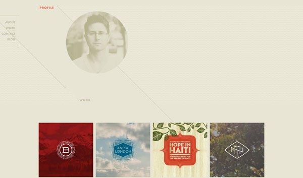 网页设计创新式布局与交互